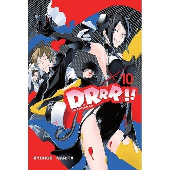 Durarara!! - 10 (light novel) Light novel Kotori