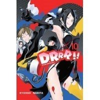 Durarara!! - 10 (light novel)