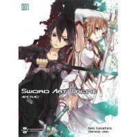 Sword Art Online - 1 - Aincrad -1 Light novel Kotori
