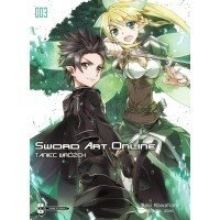 Sword Art Online - 3 - Taniec wróżek -1 Light novel Kotori