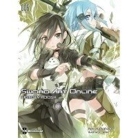 Sword Art Online - 6 - Widmowy pocisk - 2 Light novel Kotori