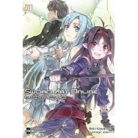 Sword Art Online - 7 - Matczyny różaniec Light novel Kotori
