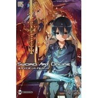 Sword Art Online - 15 - Alicyzacja: Inwazja Light novel Kotori