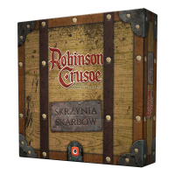 Robinson Crusoe: Skrzynia Skarbów Przedsprzedaż Portal