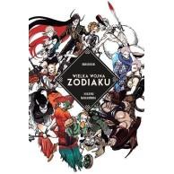Wielka Wojna Zodiaku ( light novel)