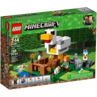 LEGO Minecraft Kurnik 21140 Minecraft Lego