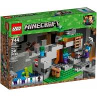 LEGO Minecraft Jaskinia zombie Minecraft Lego