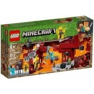 LEGO Minecraft Most płomyków Minecraft Lego