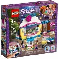 LEGO Klocki Friends Cukiernia z babeczkami Olivii Friends Lego