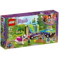 LEGO Klocki Friends Przyczepa dla konia Mii 41371