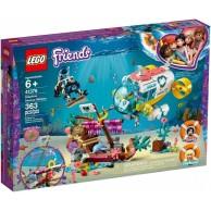 LEGO Klocki Friends Na ratunek delfinom 41378