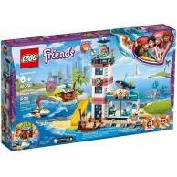 LEGO Klocki Friends Centrum ratunkowe w latarni morskiej 41380