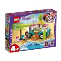 LEGO Klocki Friends Food truck z sokami 41397