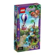 LEGO Klocki Friends Balonem na ratunek tygrysowi 41423