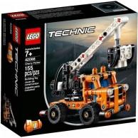 LEGO Klocki Technic Ciężarówka z wysięgnikiem Technic Lego