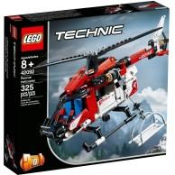 LEGO Klocki Technic Helikopter ratunkowy 42092
