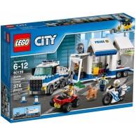 LEGO City Mobilne centrum dowodzenia City Lego