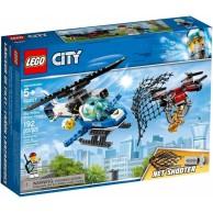 LEGO Klocki City Pościg policyjnym dronem City Lego