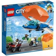 LEGO Klocki City Aresztowanie spadochroniarza City Lego