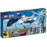 LEGO Klocki City Baza policji powietrznej 60210 City Lego