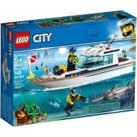 LEGO Klocki City Jacht 60221