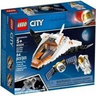 LEGO Klocki City Naprawa satelity City Lego