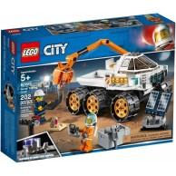 LEGO Klocki City Jazda próbna łazikiem City Lego