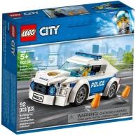 LEGO Klocki City Samochód policyjny 60239