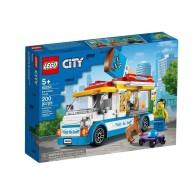 LEGO Klocki City Furgonetka z lodami 60253