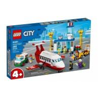 LEGO Klocki City Centralny port lotniczy 60261
