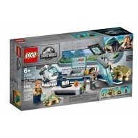 LEGO Klocki Jurassic World Laboratorium doktora Wu Jurassic World Lego