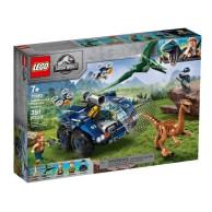 LEGO Klocki Jurassic World Gallimim i pteranodon 75940