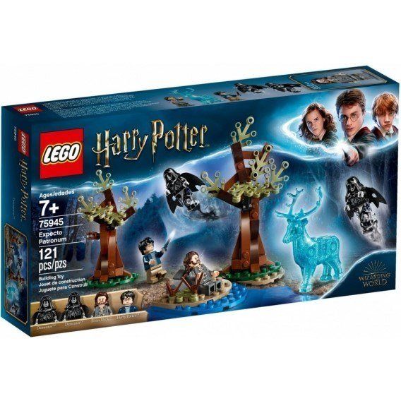 LEGO Klocki Harry Potter Expecto Patronum Harry Potter Lego