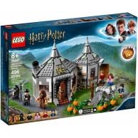 LEGO Klocki Harry Potter Chatka Hagrida: na ratunek Hardodziobowi Harry Potter Lego