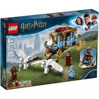 LEGO Klocki Harry Potter Powóz z Beauxbatons: Przyjazd do Hogwartu Harry Potter Lego