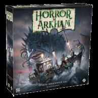 Horror w Arkham: Wśród mrocznych fal Pozostałe gry Galakta