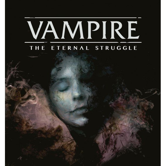 Vampire: The Eternal Struggle TCG - 5th Edition box - Starter Kit Vampire: the Eternal Struggle Black Chantry Production