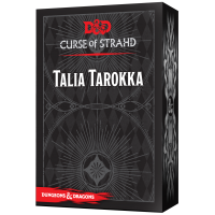Dungeons & Dragons: Klątwa Strahda - Talia Tarokka Przedsprzedaż Rebel