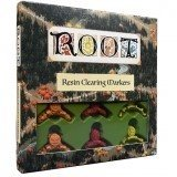 Root: Resin Clearing Markers Crowdfunding Leder Games