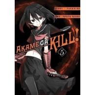Zabójcza Akame (Akame ga Kill) - 5