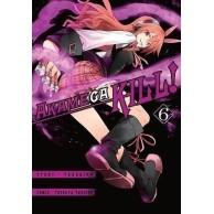 Zabójcza Akame (Akame ga Kill) - 6