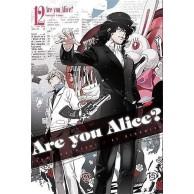 Are You Alice? - 12 Josei Waneko