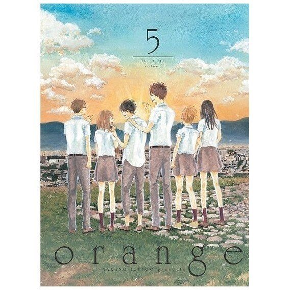 Orange - 5 Slice of Life Waneko