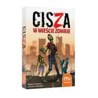 Cisza w mieście zombie