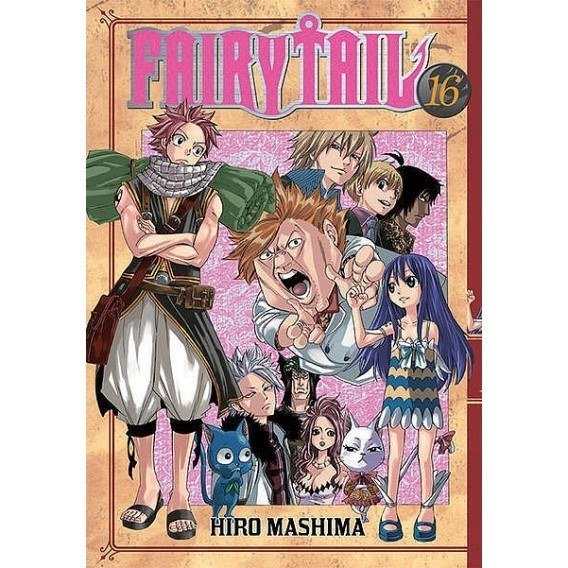 Fairy Tail - 16 Shounen Studio JG