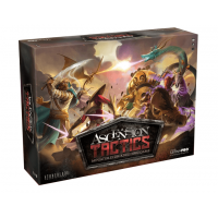 Ascension Tactics: The Deckbuilding Miniatures Game ( edycja Kickstarter) Przedsprzedaż Stone Blade Entertainment