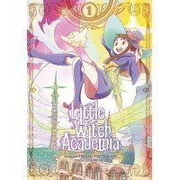 Little Witch Academia - 1