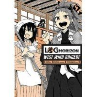Log Horizon. West Wind Brigade - 5