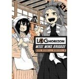 Log Horizon. West Wind Brigade - 5 Shounen Studio JG