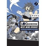 Log Horizon. West Wind Brigade - 7